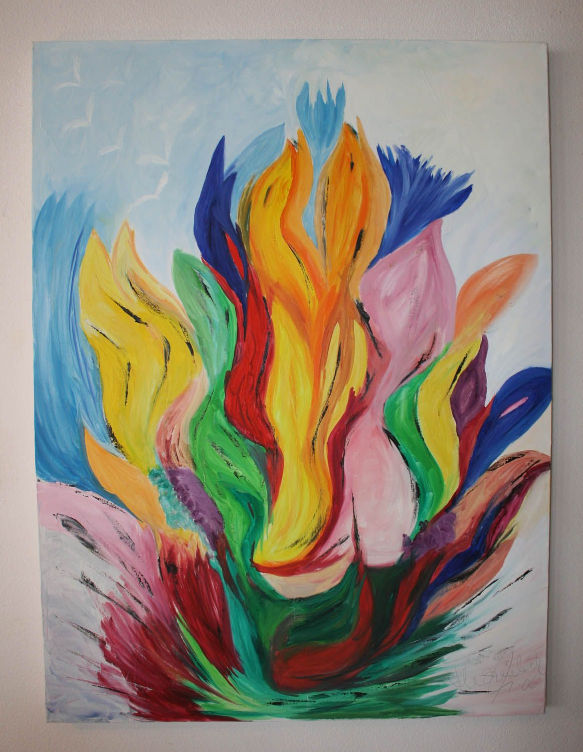 Exclusive Watercolor Flower Paintings Flower Painting