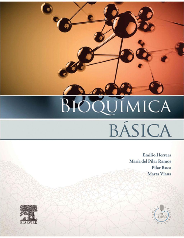 Bioquímica Básica Ebook Digital Book Molecular Biochemistry