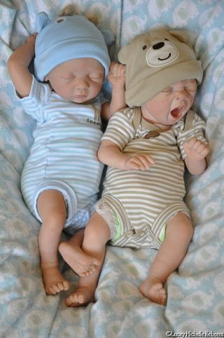Newborn Baby Dolls That Look Real For Sale >> Reborn Babies on Pinterest | Reborn Dolls, Baby Dolls and Ebay