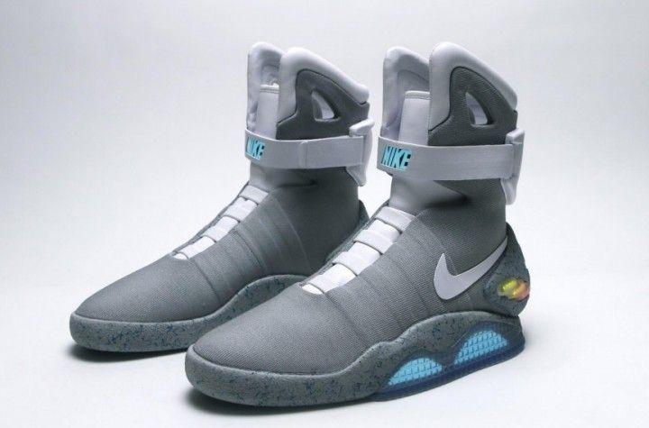 Die 10 teuersten Sneakers der Welt | Nike air mag, Nike