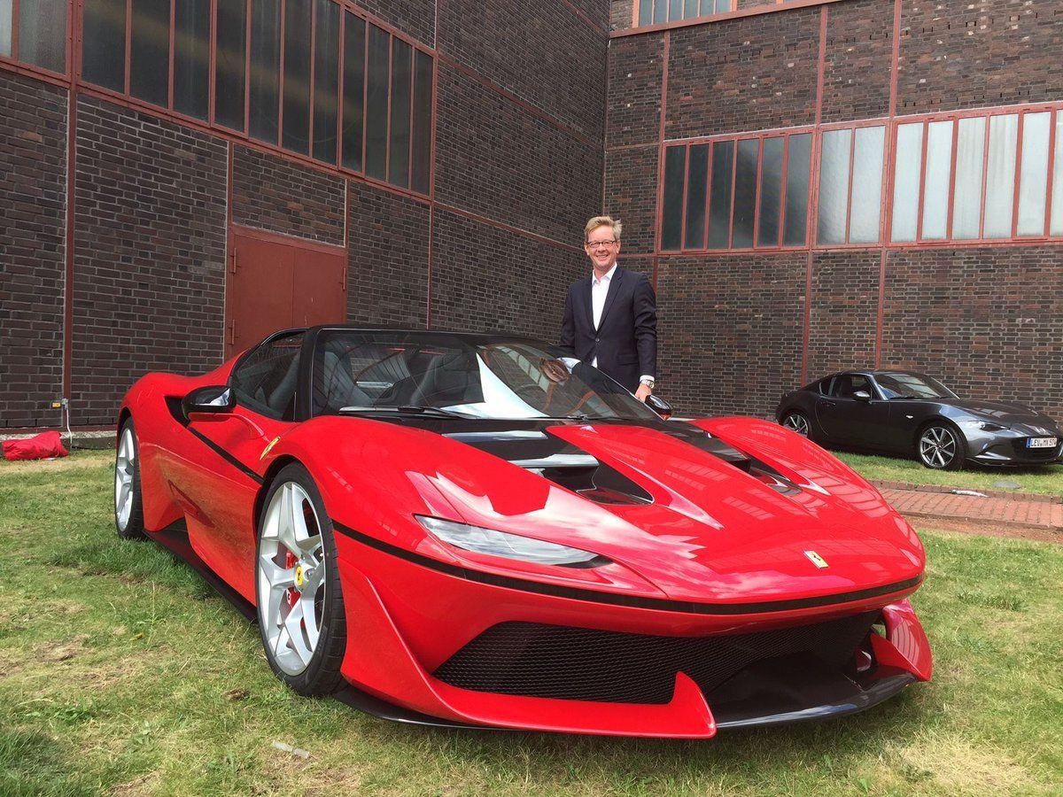 Monaco Auto Design J50 | Ferrari Concept Cars | Pinterest | Auto Design,  Ferrari And Super Car