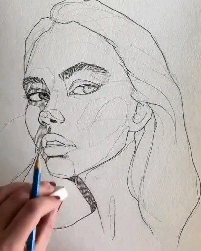 Photo of Sketch art sketching pencil art video croc for beginner artists learning