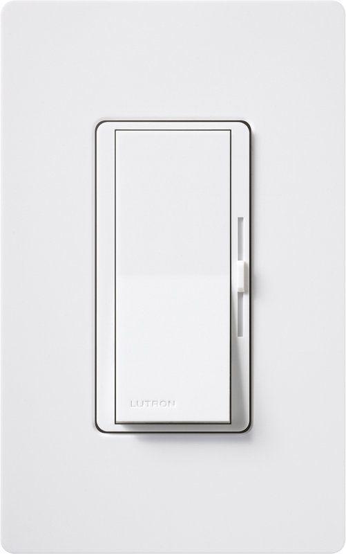 Lutron Dvlv 103p Ceiling Fan Accessories Light Switch Plates