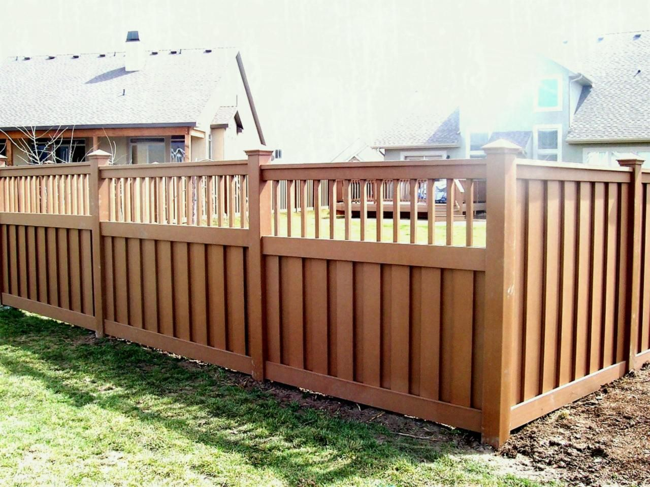 50 Unknown Facts About Fence For Small Backyard Revealed By Industry Leaders Wood Fence Design Fence Design Backyard Fences