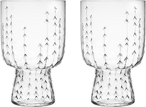 Iittala Gläser iittala 1008698 gläser set sarjaton 2 teilig 0 34 l transparent