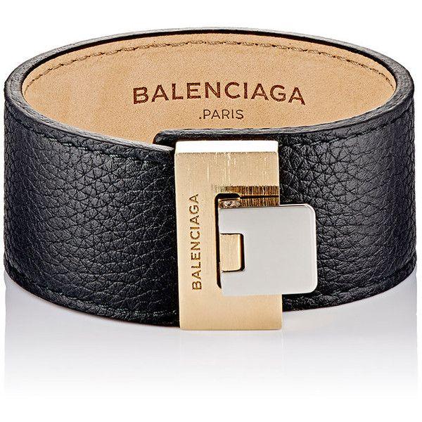 Balenciaga Le Dix Bracelet 325 Liked On Polyvore Featuring Jewelry Bracelets