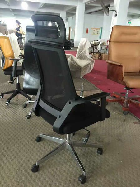 office recliner chair. Interesting Chair AnJi Factory High Back Black Mesh Office Task Executive Recliner Chair With  Fixed Arms  China