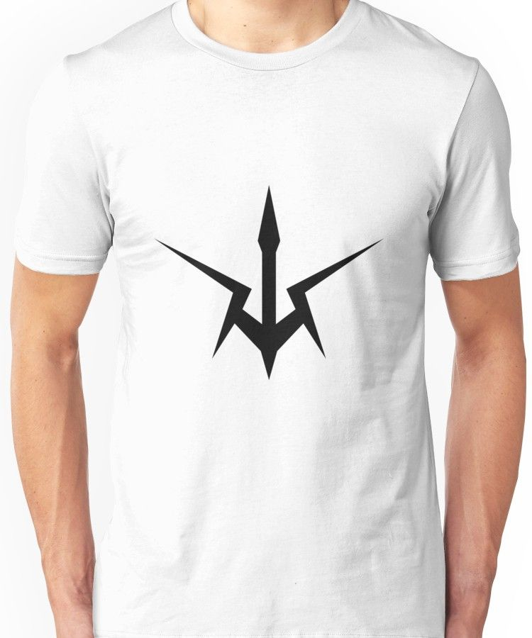 Code Geass Black Knights Symbol Unisex T Shirt Products