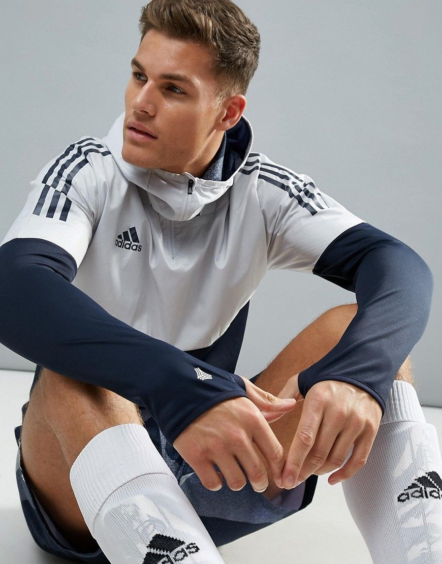 Get this Adidas's hooded sweatshirt now! Click for more