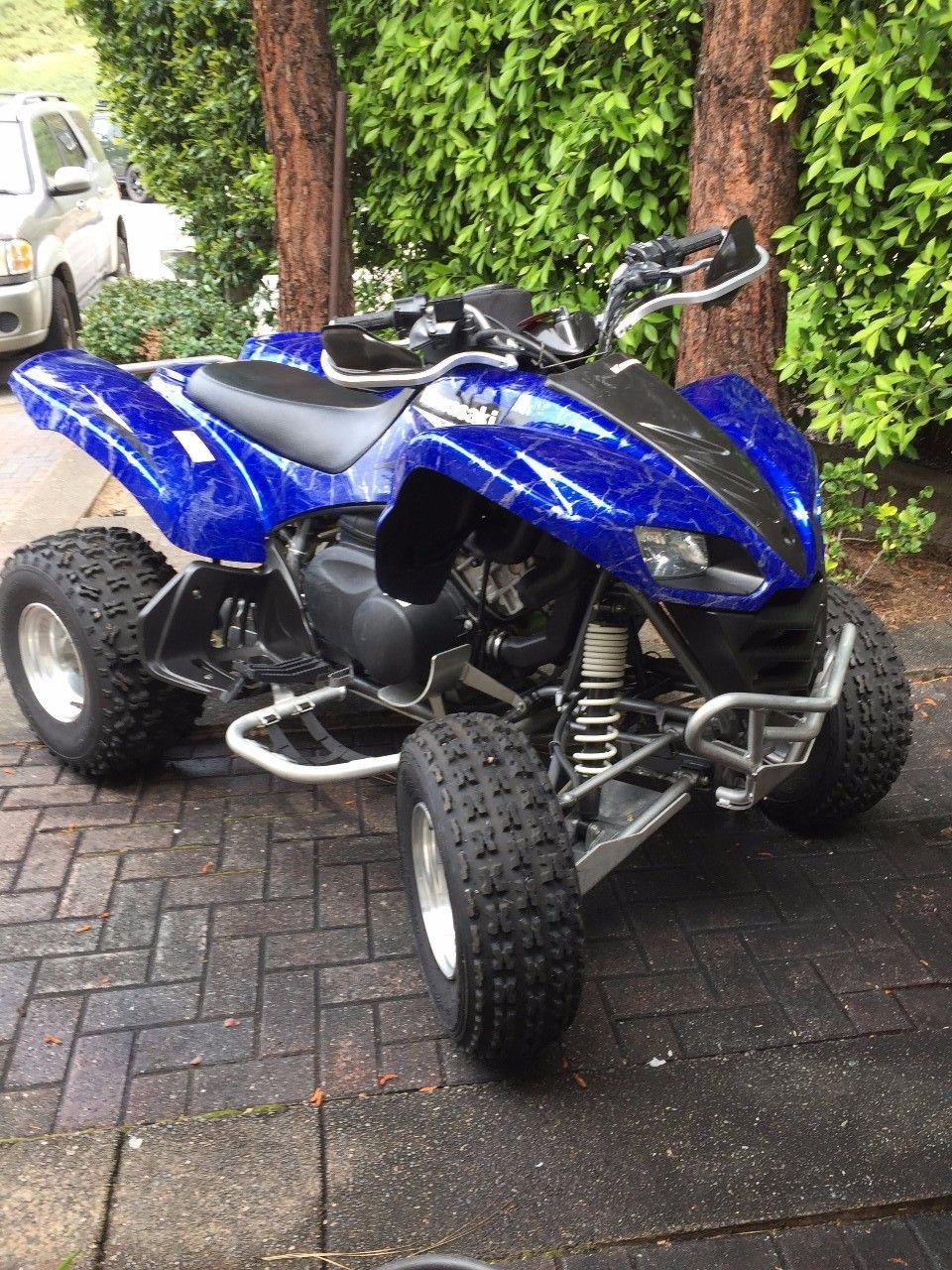 Used 2006 Kawasaki KSV 700 ATVs For Sale in California