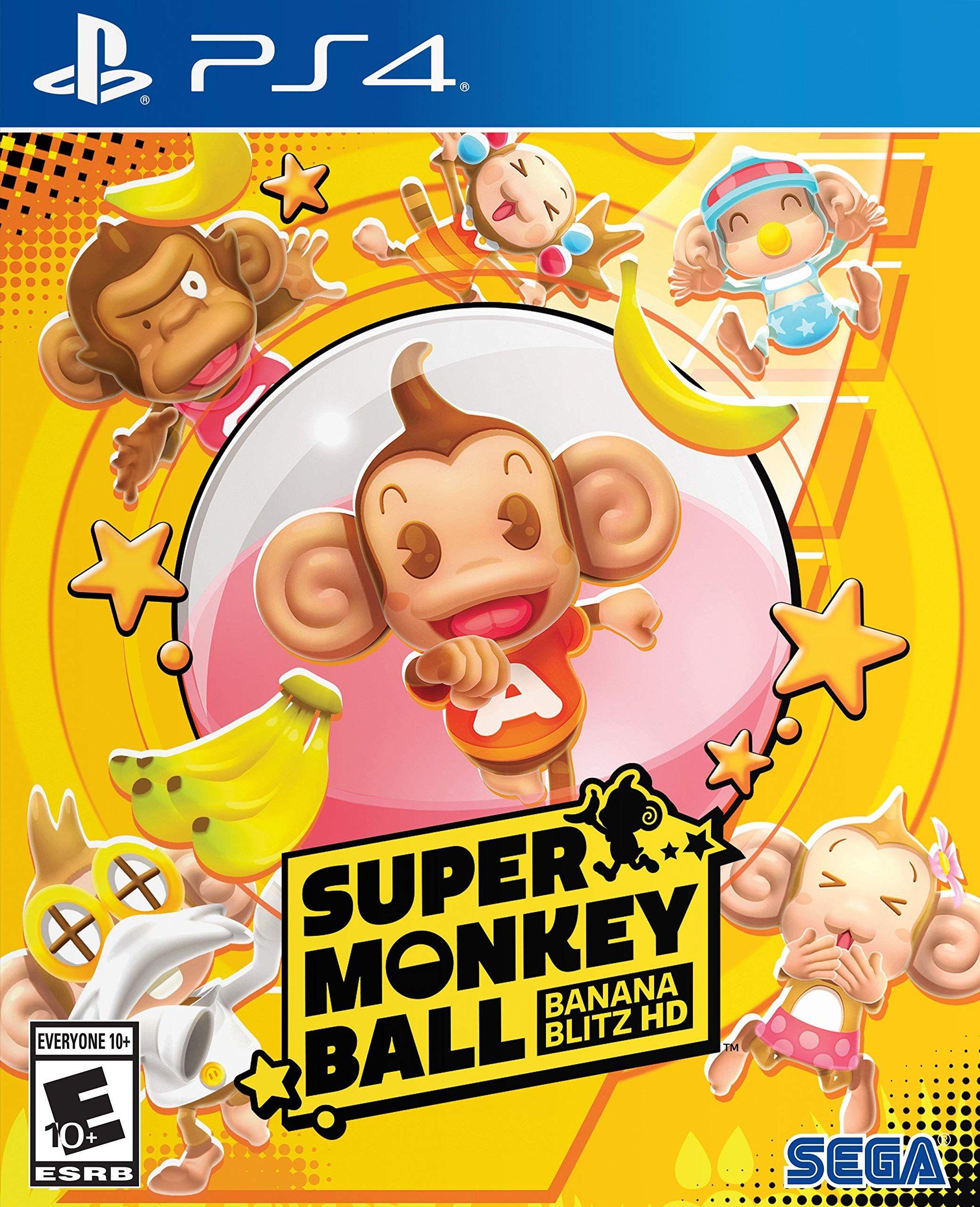 Super Monkey Ball Banana Blitz HD in 2020 Kids party