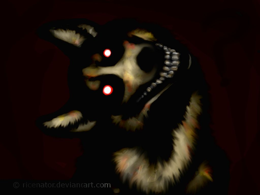 Creepypasta Smile Dog
