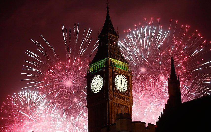 New Year S Eve Celebrations Around The World In Pictures New Year Fireworks Celebration Around The World London Fireworks