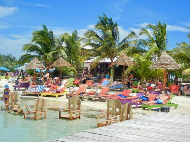 Image result for secret beach belize