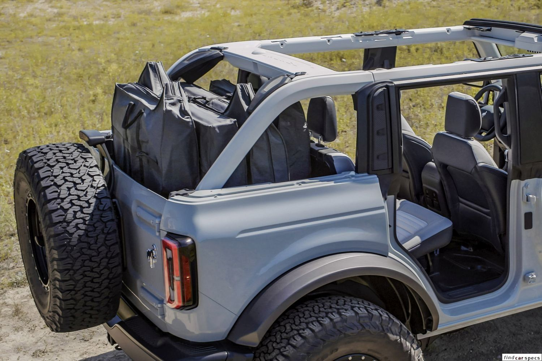 Ford Bronco Bronco Vi Four Door 2 3 Ecoboost 270 Hp 4x4 Automatic Petrol Gasoline 2020 Bronco Vi Four Door 2 3 E In 2020 Ford Bronco Bronco Ford