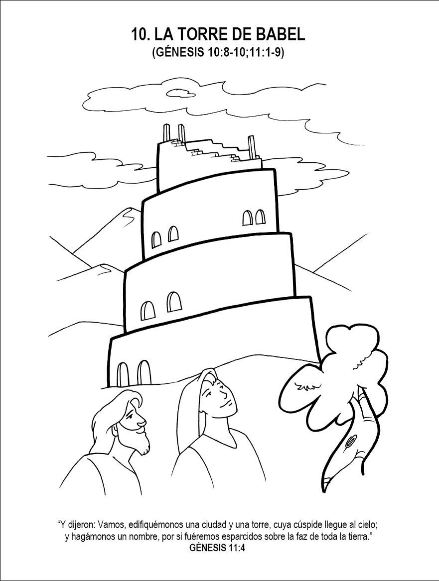 Pin by Marsha Johnson on Tower of Babel | Pinterest | Coloring books