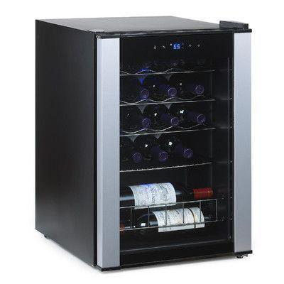 Wine Enthusiast Companies Evolution 20 Bottle Single Zone Freestanding Wine Refrigerator