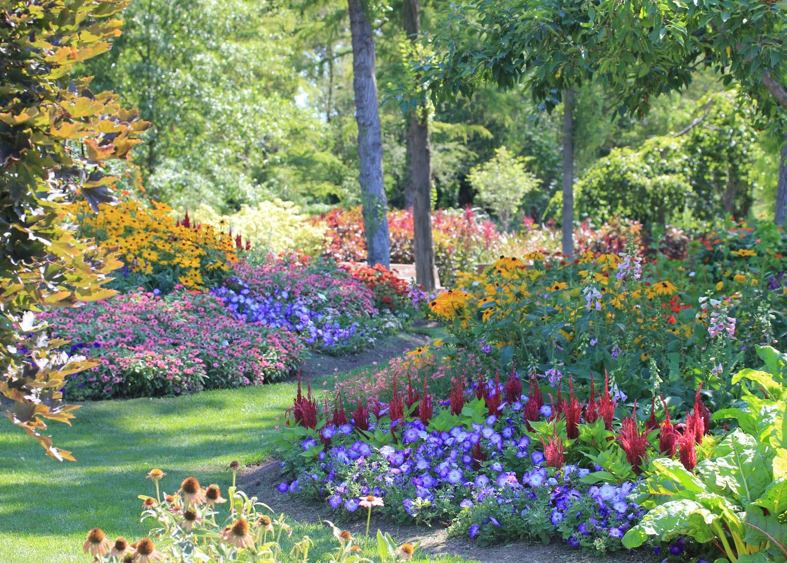 15 public gardens in Wisconsin...More things to do this summer ...