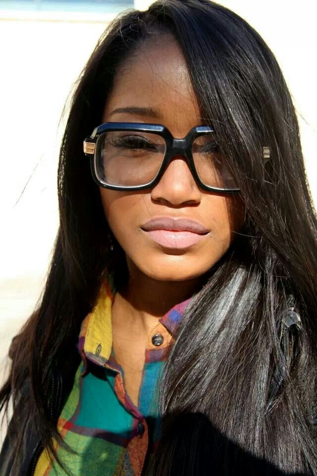 keke palmer natural hair styles