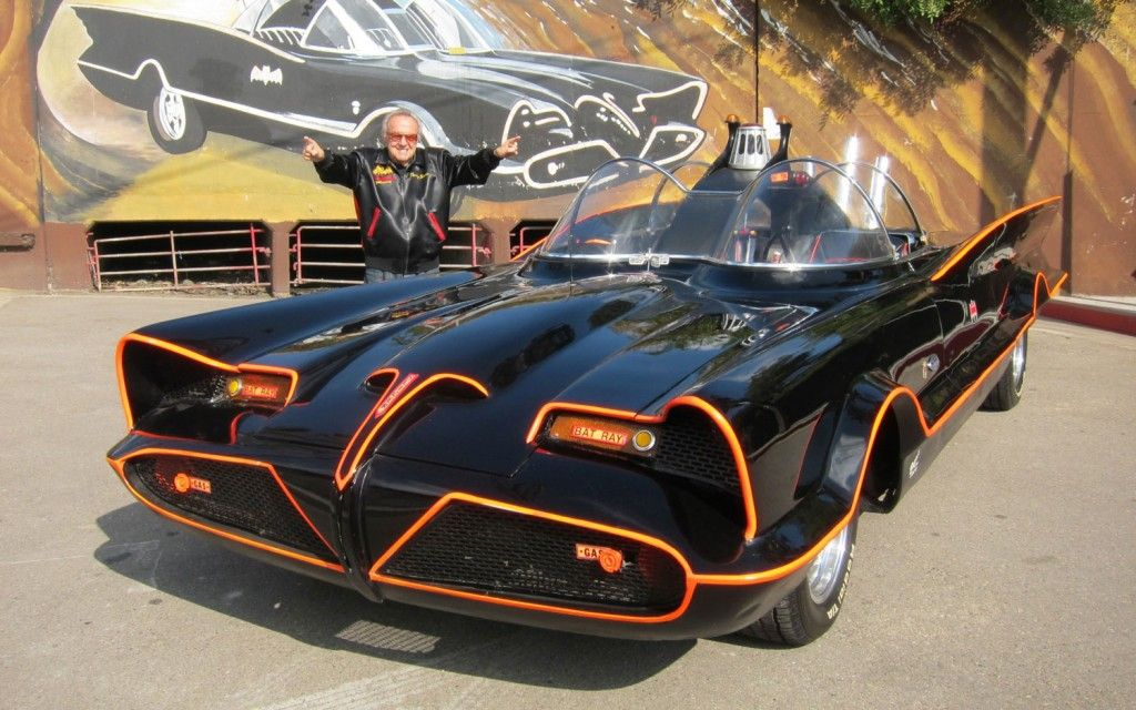 Batmobile auctioned off for $4,200,000 million