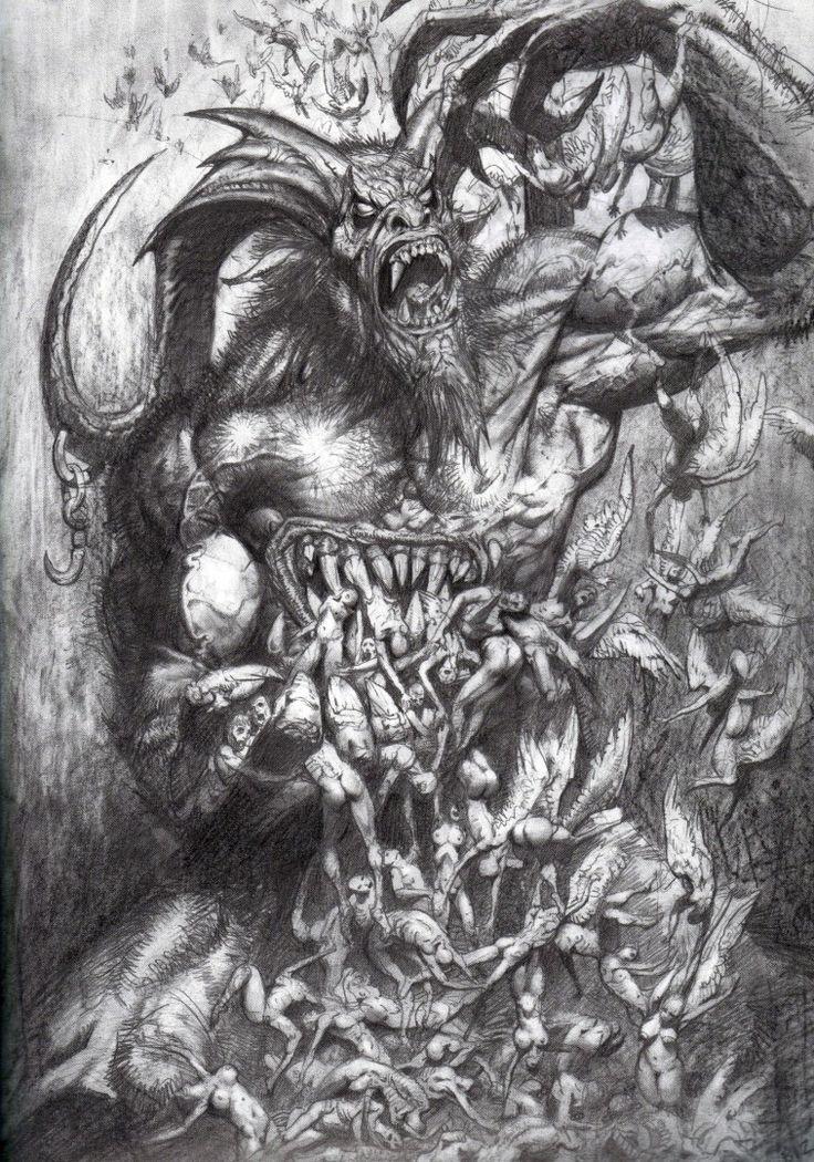 Pin de Guillermo Maydana en demonio | Pinterest | Demonios