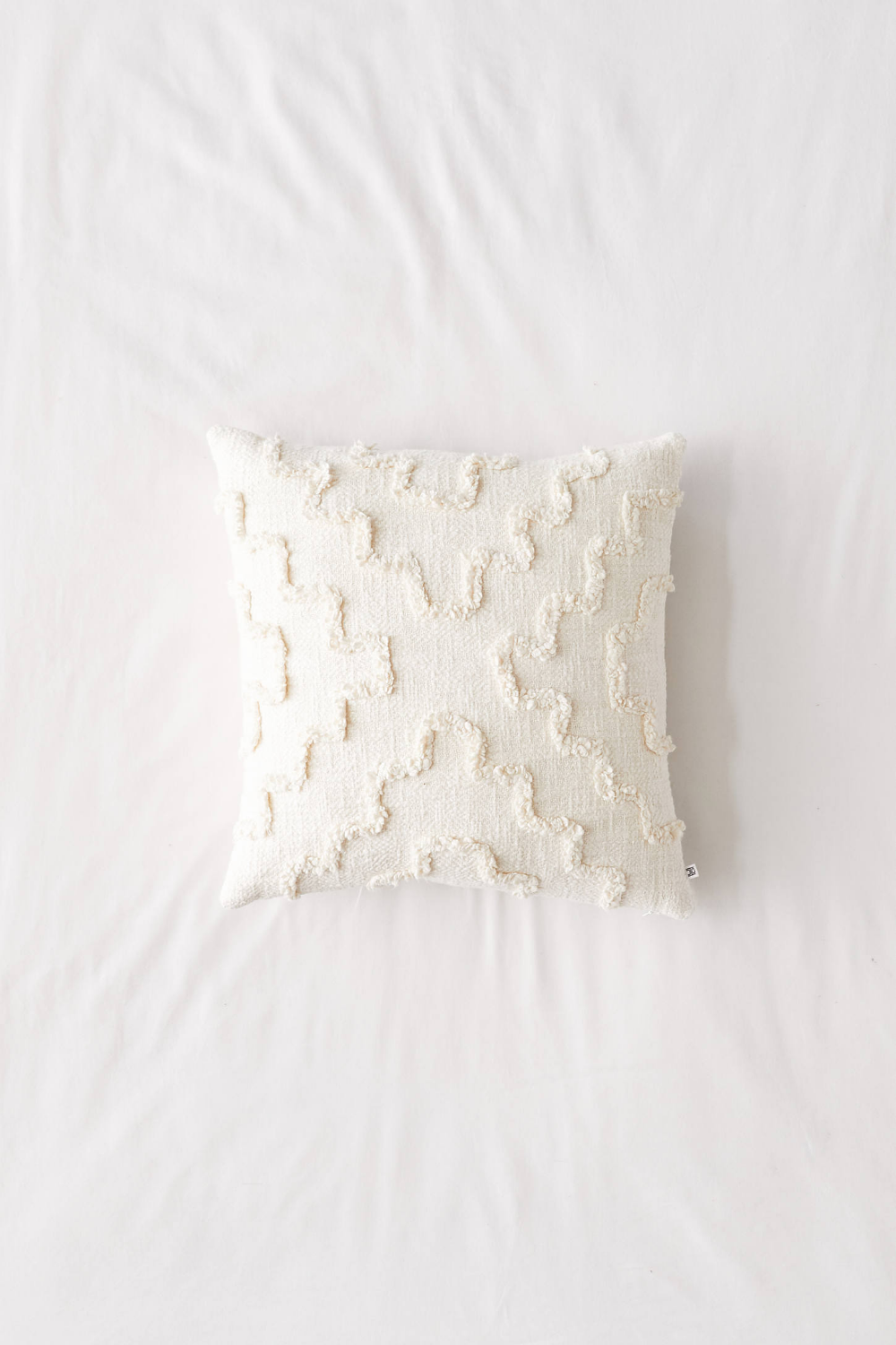 Tinsley Tufted Throw Pillow