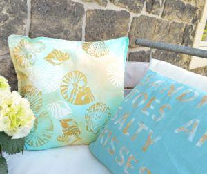 Textildesign mit Farbblocker! Diese Neuheit + Anleitung finden Sie auf unserem Blog unter