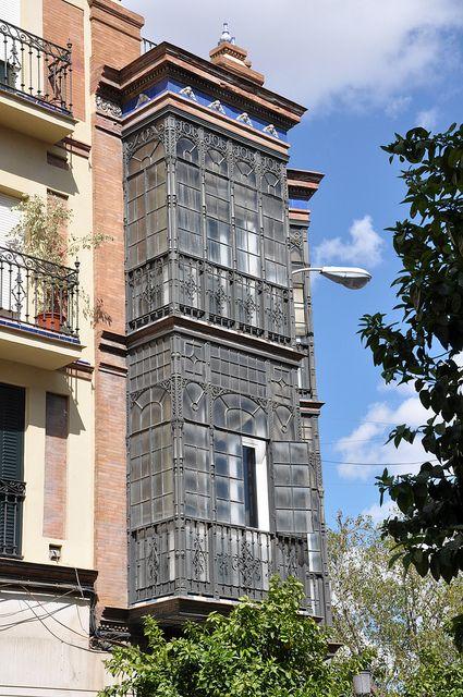 Quartier de Triana, Seville, Spain