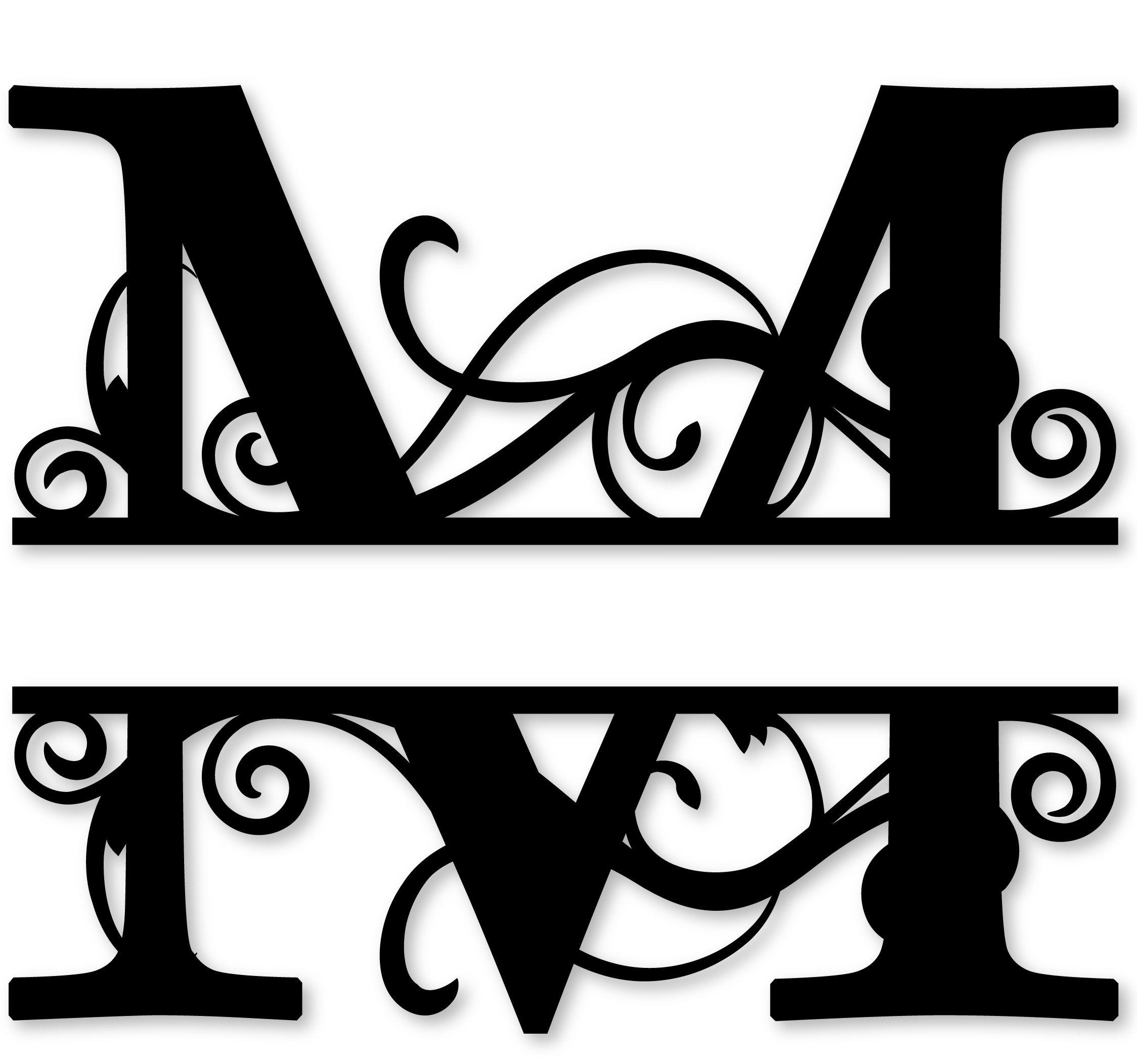 Download Must do! by Emily Ann Jones | Free monogram fonts, Cricut ...