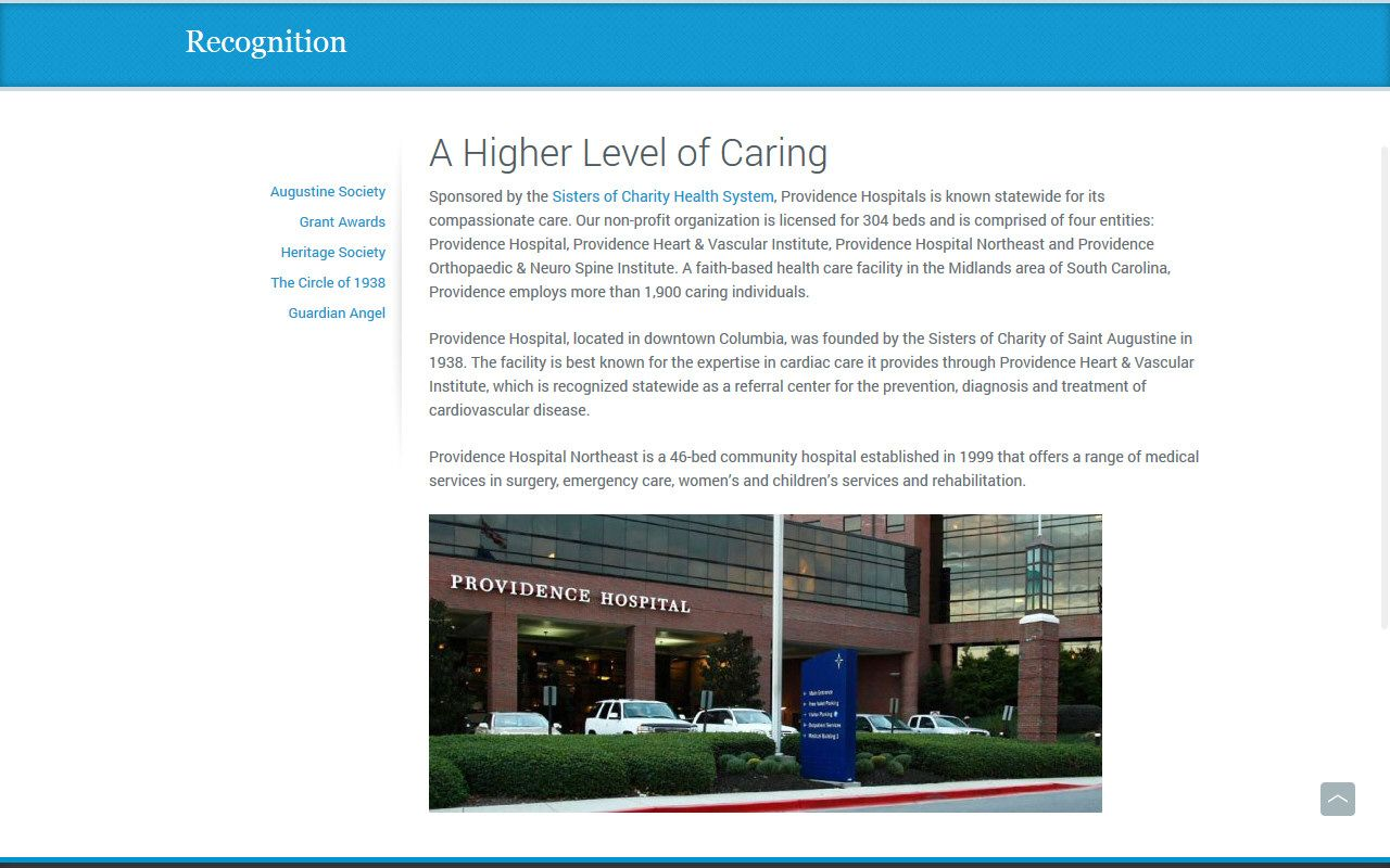 Pin On Providence Hospitals Development Foundation