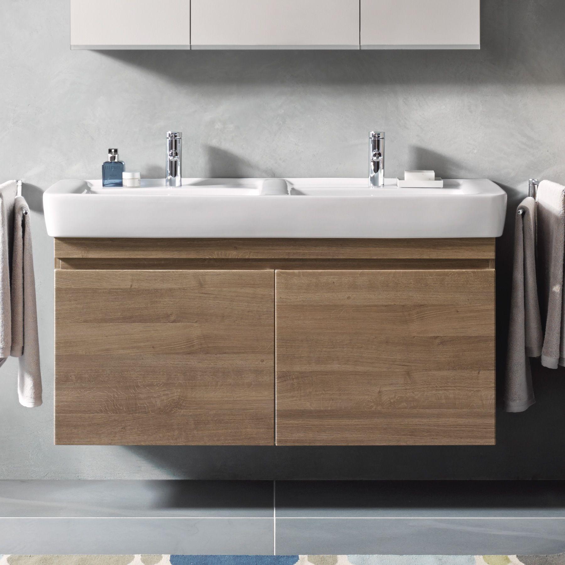 Keramag Renova Nr 1 Plan Waschtischunterschrank B 122 6 H 58 6 T 43 8 Cm Front Badezimmer Unterschrank Waschtischunterschrank Badezimmer Unterschrank Ikea