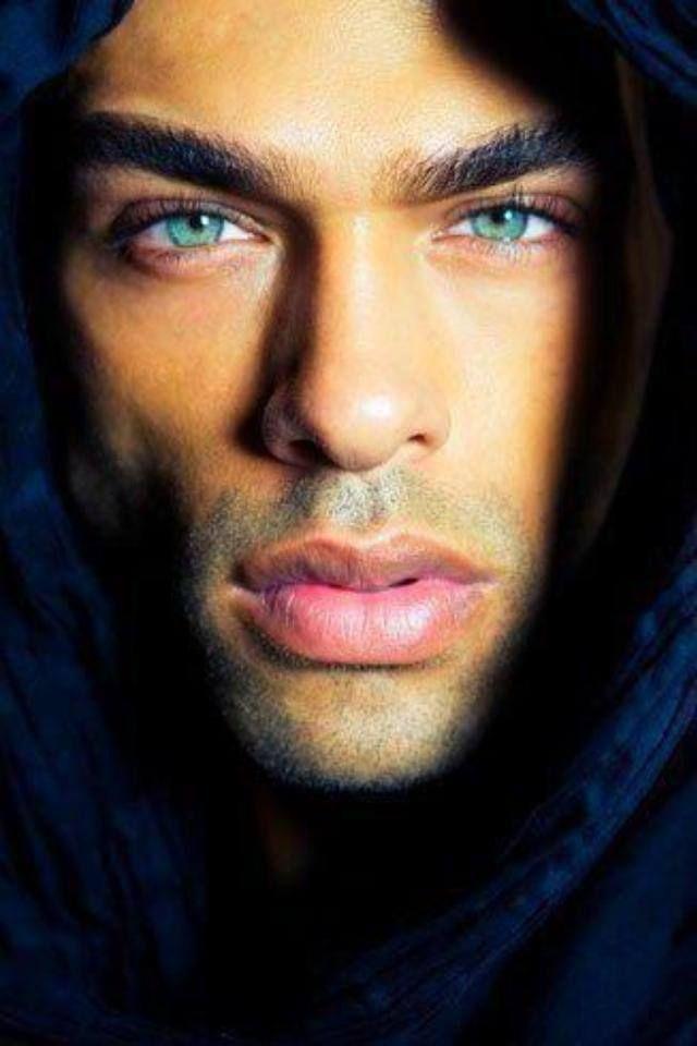 Moroccan Wow Blue Eyed Men Gorgeous Eyes Beautiful Eyes