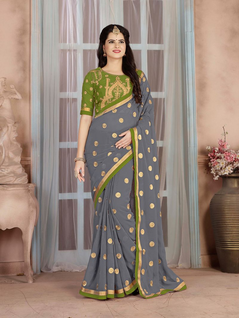3ba0cccef Designer Saree Shop Now Online  delhi  surat  ahmedabad  mumbai  chennai   jaipur  haryana at Wholesale Price From Textile Infomedia  fashion   ladieswear ...
