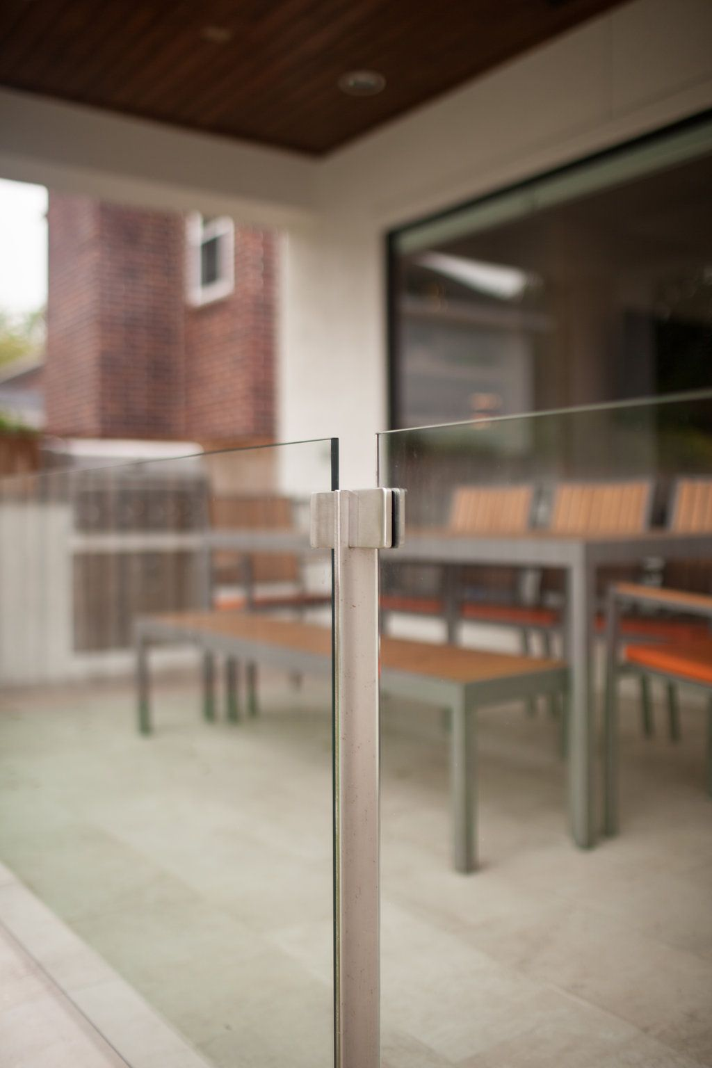 Best Stainless Steel And Glass Railing Glass Handrail 400 x 300
