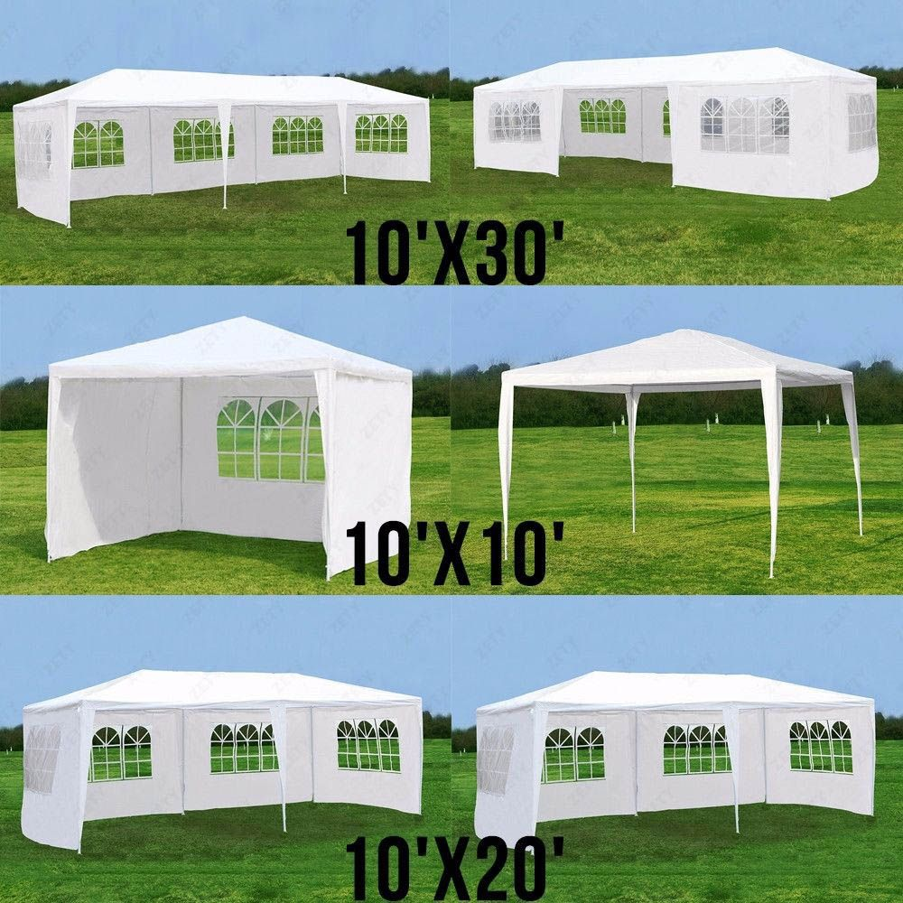 Quictent Has Kinds Of Party Tents Meet Your Need Sidewalls Or No Side Easy To Set Up Pick Up Quictent Partytent Outdoor Gazebos Patio Wedding Party Tent