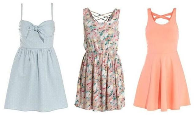 77541de12382 My Summer Dress Picks - New Look | Cute dresses | Summer dresses ...