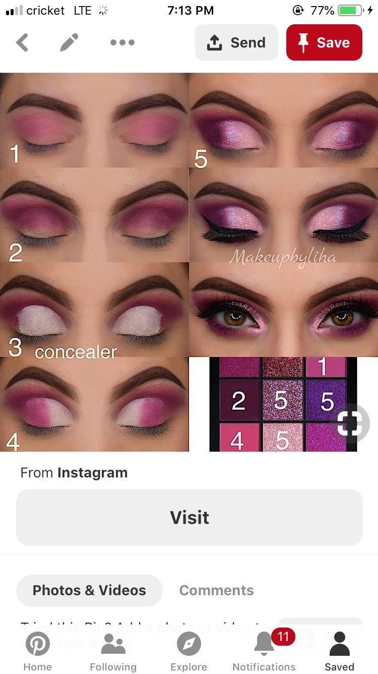 Eyemakeuptips Eye Makeup Eyeshadow Makeup Eye Makeup Steps
