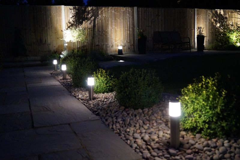 Techmar 12v Plug Play Garden Lighting