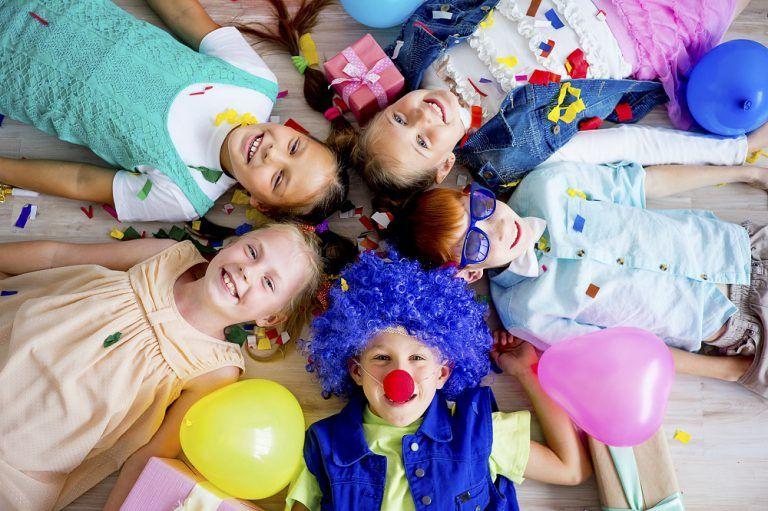 Geburtstagsparty: Das sind die 11 besten Spiele für den Kindergeburtstag!