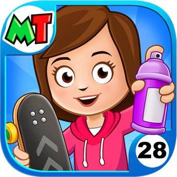 My Town Street Fun Appstore for Android