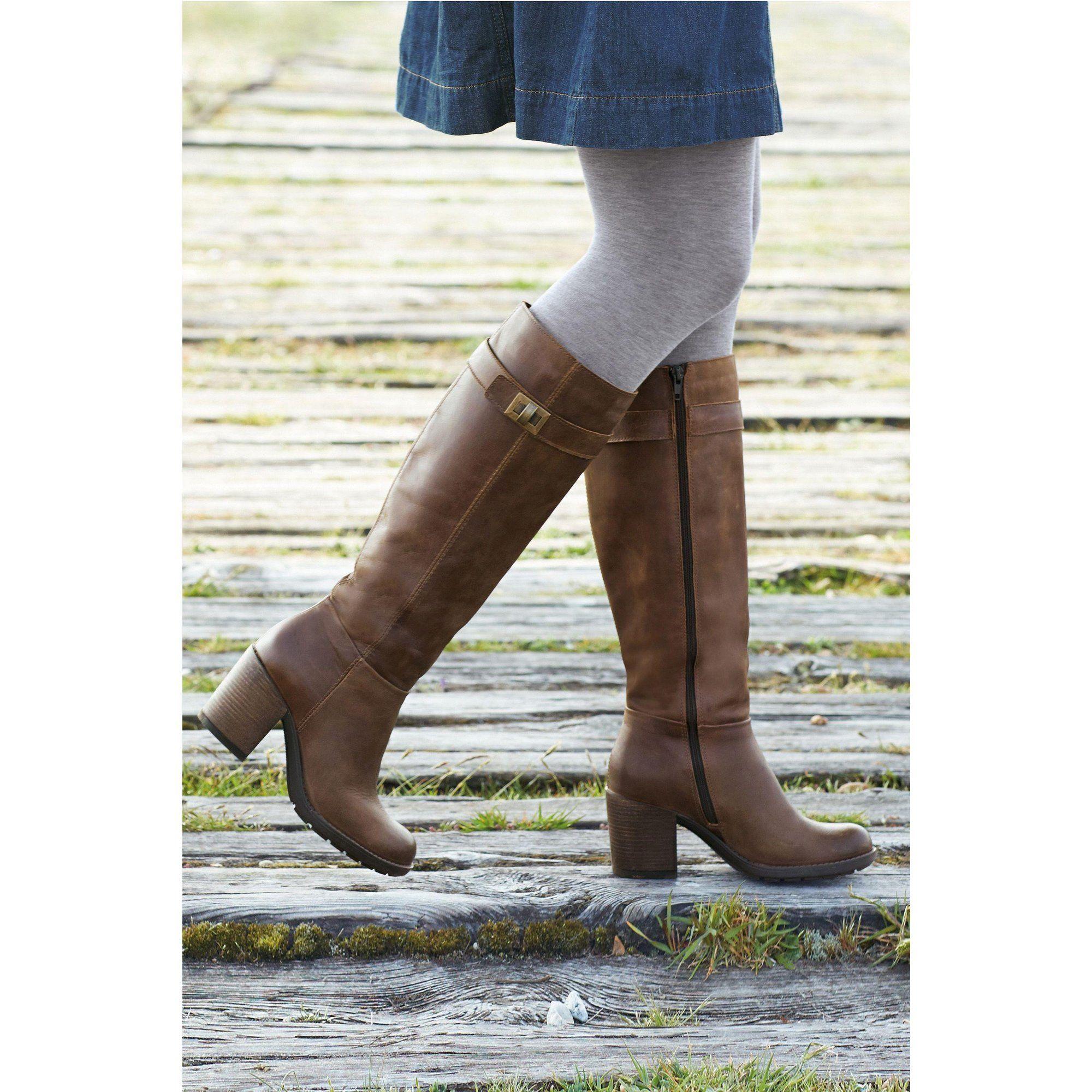 bottes hautes à fermoir pivotant femme next - 3suisses | 28 oct