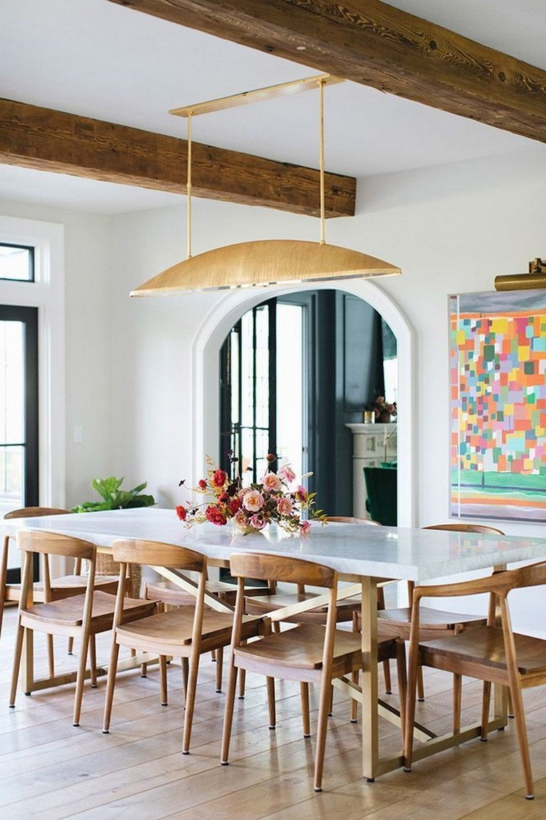 40 Stunning Lighting Decor Ideas For Dining Room Minimalist
