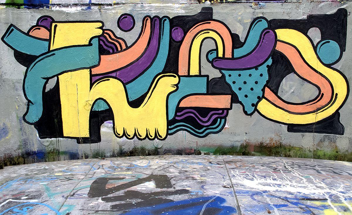 Mattia Lullini - Italian Street Artist - Göteborg (S) - 03/2015 - |\*/| #mattialullini #streetart