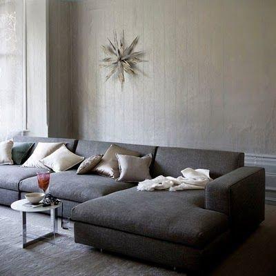 Belle Maison Idea Gallery Wall Decor Above The Sofa Living