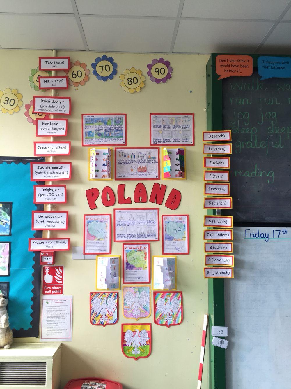 Poland display ks2 | Multi cultural day: poland | Pinterest