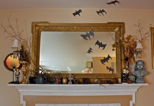 Halloween decorations IDEAS  INSPIRATIONS My Halloween/Autumn