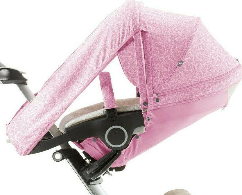 Baby Parasol compatible with Mamas /& Papas O3 Sport Hot Pink