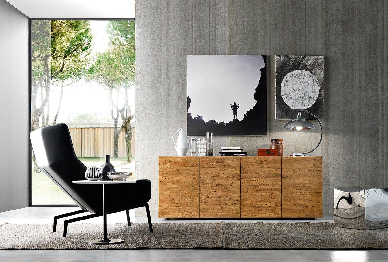 Trendstark und nachhaltig: Design Massivholzmöbel | Buffet