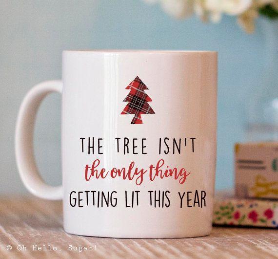 b052cb6a1b5 Christmas Mug - Funny Christmas Mug - Christmas Gift - Hostess Gift - Funny  Coffee Mug - xmas mug