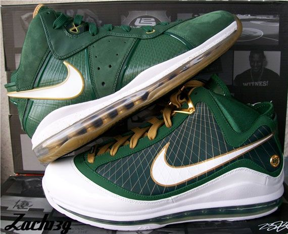 994dc1bded97c Nike LeBron 8 - SVSM Home   Away PE s